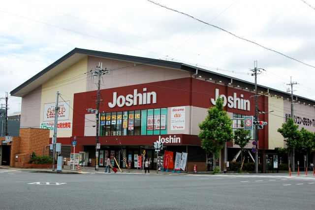 ジョーシンの店舗や営業時間、知っておきたいチラシ情報や便利なウエブ通販について