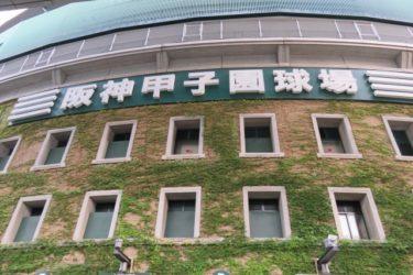 阪神園芸の甲子園・神整備